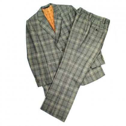 古着 通販 クリスチャン・ディオール ヴィンテージ スーツ【Christian Dior】【1980's】ヴィンテージ セットアップ