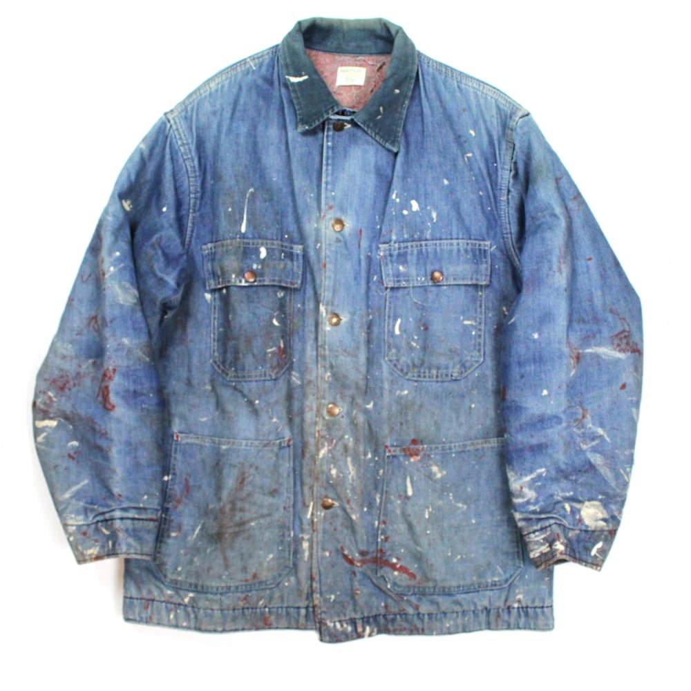 古着 通販 ヴィンテージ カバーオール 【BIG MAC】【1970's-】Vintage Denim Jacket