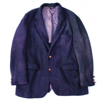 古着 通販 ハリスツイード テーラード ジャケット【Harris Tweed】【pimpstick×西染】Vintage Tweed Jacket