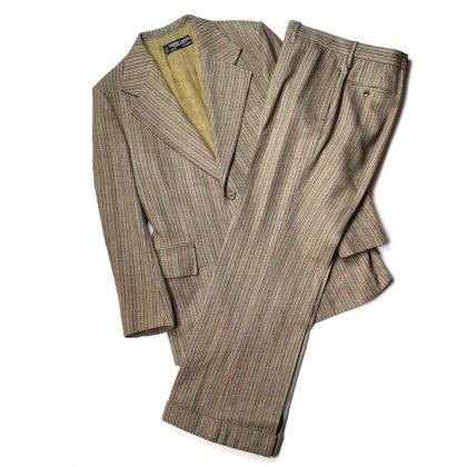 古着 通販 ピエール・カルダン ヴィンテージ スーツ セットアップ【pierre cardin made in France】【1970's】Vintage Suits