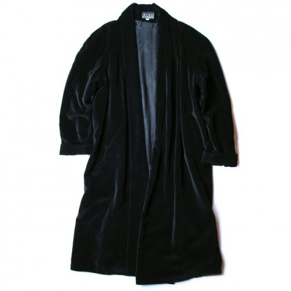 古着 通販 ヴィンテージ ベロア コート【1980's】【ALEX】Vintage Velour Coat