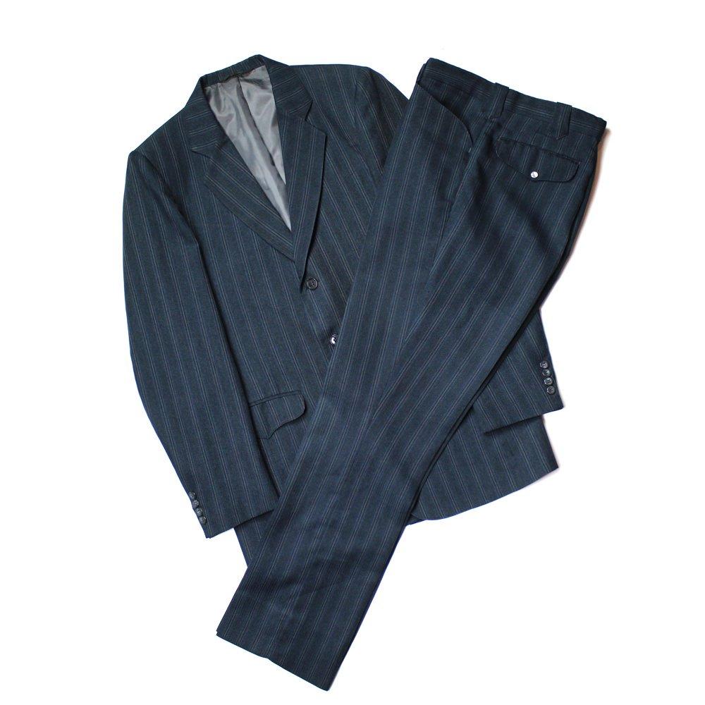 古着 通販 ヴィンテージ スーツ セットアップ ウエスタンデザイン【T-W】【1970's】Vintage Suits