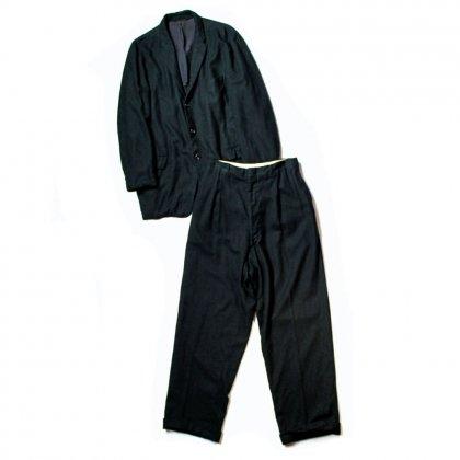 古着 通販 ヴィンテージ ウォッシュド リメイク スーツ セットアップ【Hoxton】【1960's】Vintage Suits