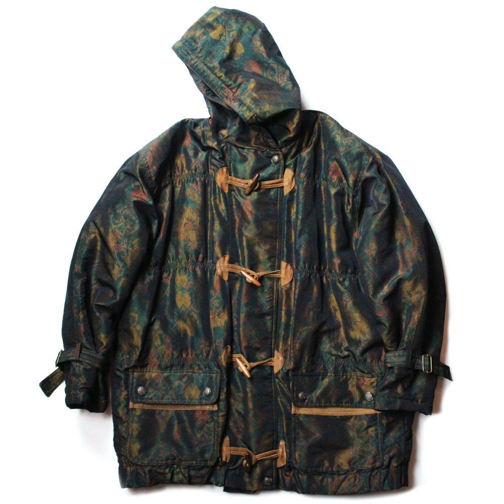 古着 通販 ヴィンテージ アートプリント ナイロンジャケット【FORENZA】【1980's】Vintage Nylon Jacket