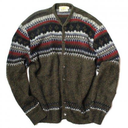 古着 通販 ヴィンテージ ノルディックカーディガン【CAMPUS】【1960's】Vintage Nordic Cardigan