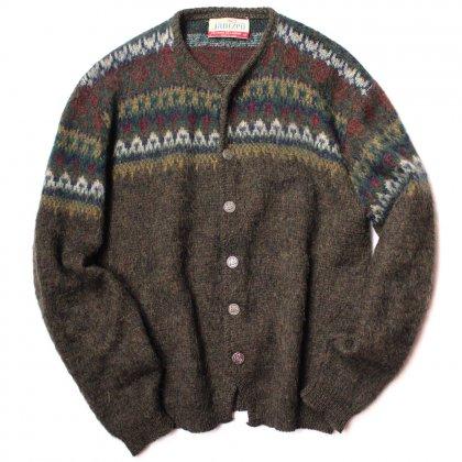 古着 通販 ヴィンテージ ノルディック モヘアカーディガン【Jantzen】【1960's】Vintage Mohair Cardigan