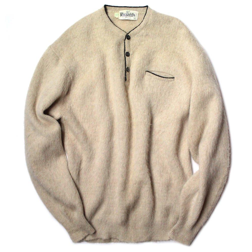 古着 通販 ヴィンテージ アルパカウール プルオーバーニット【Piccadilly】【1960's】Vintage Alpaca Knit