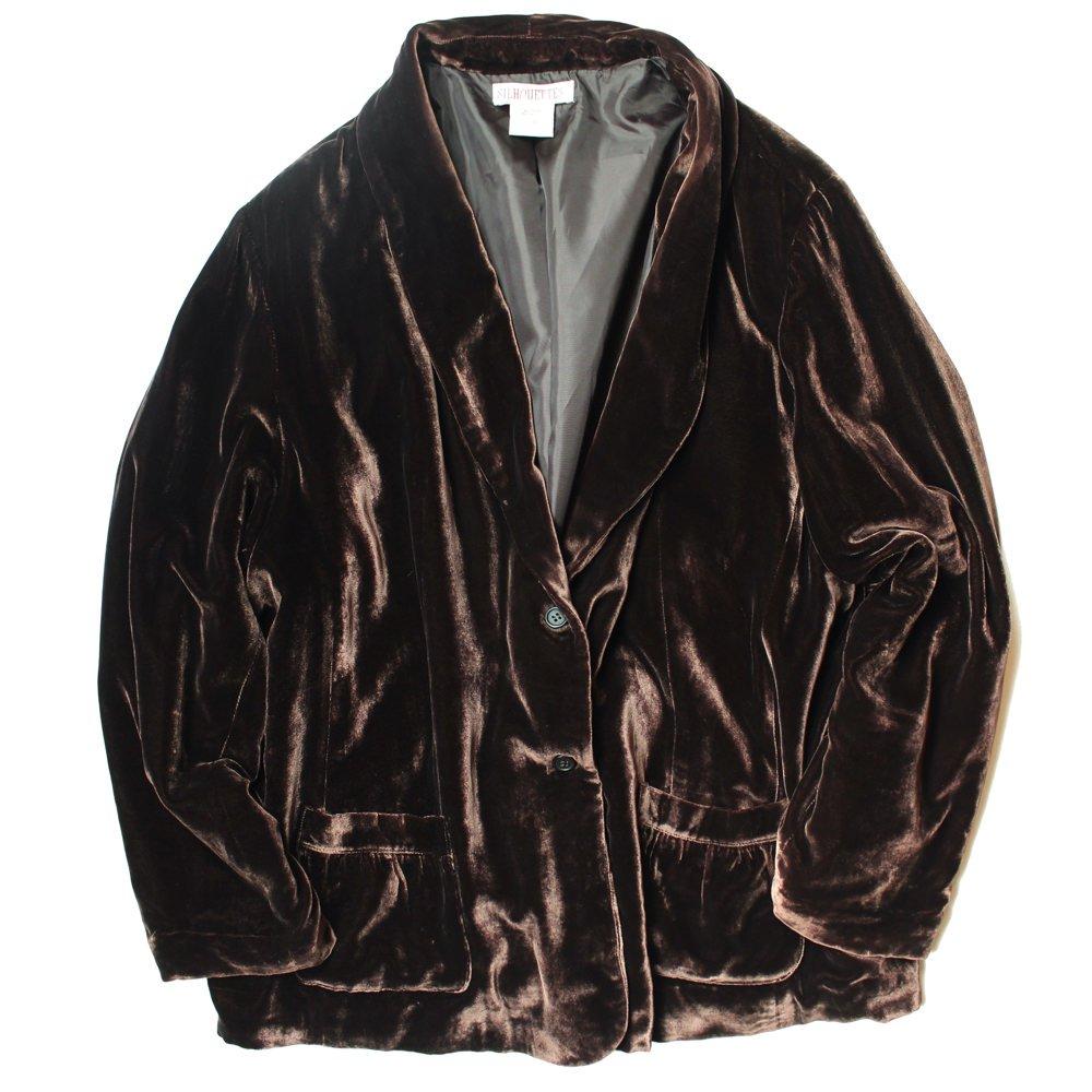 古着 通販 ヴィンテージ ベルベット ジャケット【1980's-】Vintage Velvet Jacket