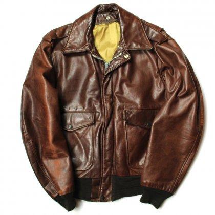 古着 通販 ショット A-2タイプ レザージャケット 【Schott】【1970's】Vintage Leather Jacket