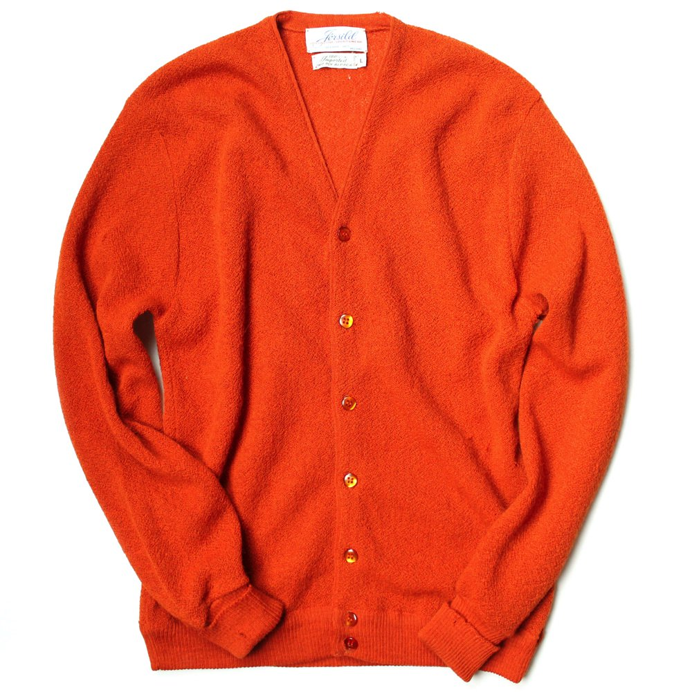 古着 通販 ヴィンテージ アルパカニット カーディガン【Jersild】【1960's】Vintage Alpaca Knit Cardigan