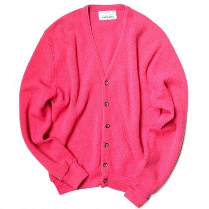 古着 通販 ヴィンテージ アルパカニット カーディガン【ROBERT BRUCE】【1960's】Vintage Alpaca Knit Cardigan