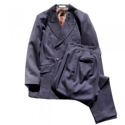古着 通販 ヴィンテージ スーツ ダブルブレスト セットアップ【MATSUDA NICOLE】【1980's-】