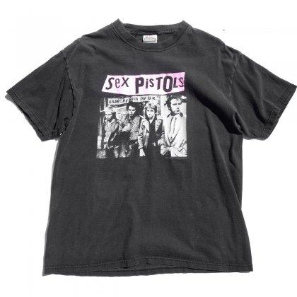 古着 通販 セックス ピストルズ  Tシャツ【SEX PISTOLS -ANARCHY IN THE U.K.】【2002's~】