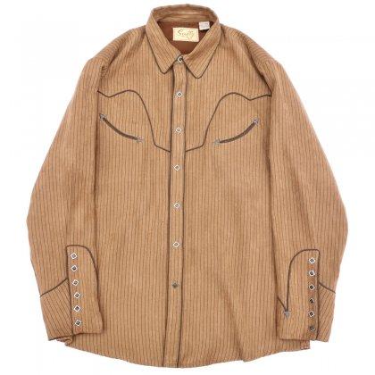 古着 通販 ヴィンテージ ウェスタンシャツ【Scully】【1980's-】モールスキン