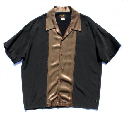 古着 通販 ヴィンテージ オープンカラー レーヨンシャツ【BC ETHIC】【1980's】Vintage Rayon Shirts