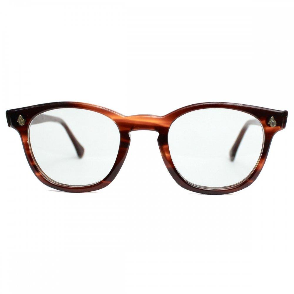 古着 通販 アメリカンオプティカル ヴィンテージ メガネ【American Optical】【1970's-】FLEXI FIT セーフティ Amber