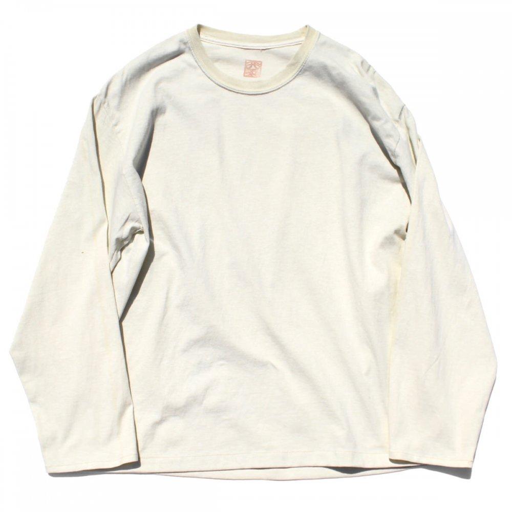 古着 通販 【pimpstick×西染】ロングスリーブ T シャツ Golden Lace