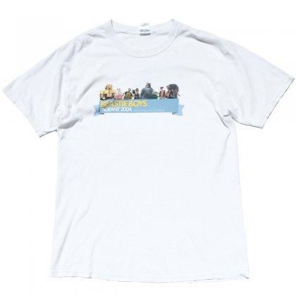 古着 通販 ビースティー ボーイズ【Beastie Boys】ツアー T シャツ 【2004's-】Pageant Tour