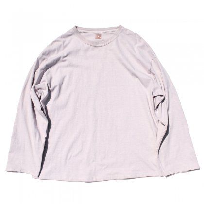 古着 通販 【pimpstick×西染】ロングスリーブ T シャツ Lavender XL