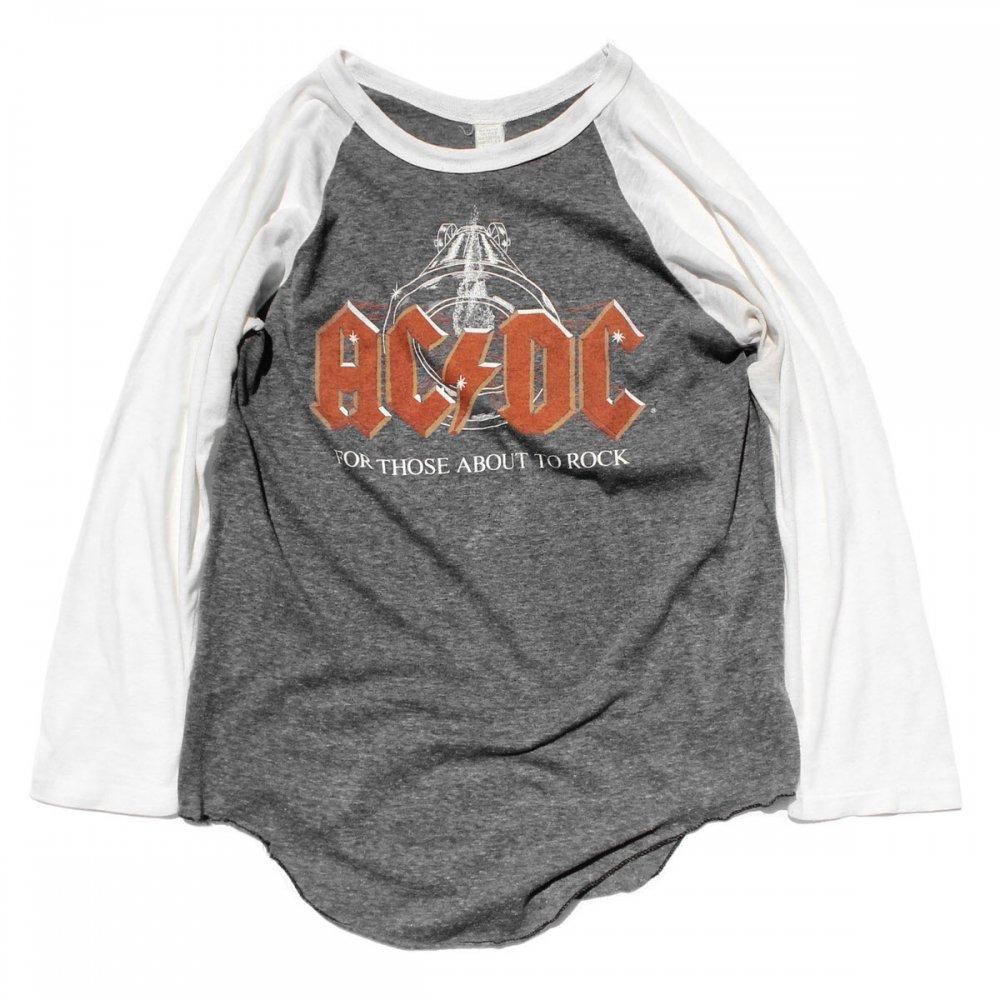 古着 通販 エーシーディーシー【AC/DC】ヴィンテージ ツアー T シャツ【1981s-】【NORTH AMERICAN TOUR】