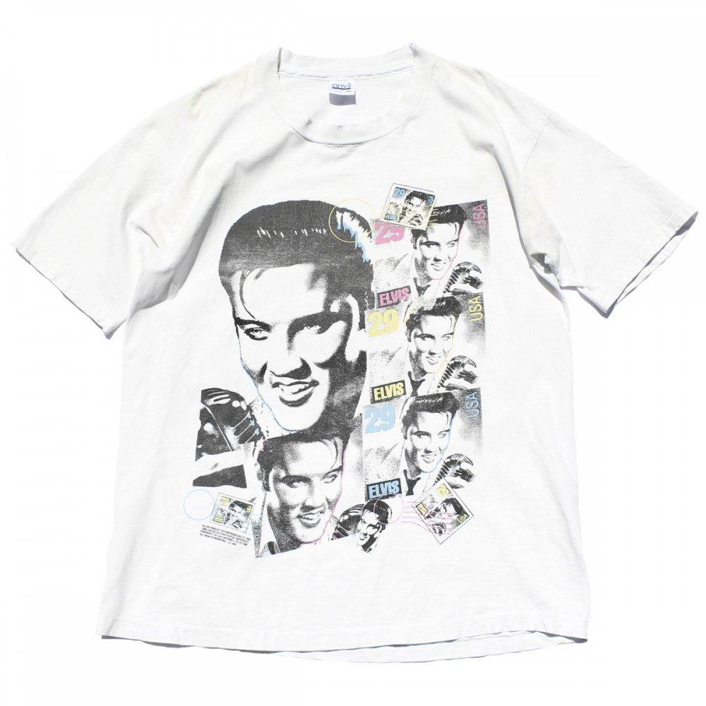 古着 通販 エルビス プレスリー【Elvis Presley】ヴィンテージ プリント T シャツ【1992s-】【29 Stamp】