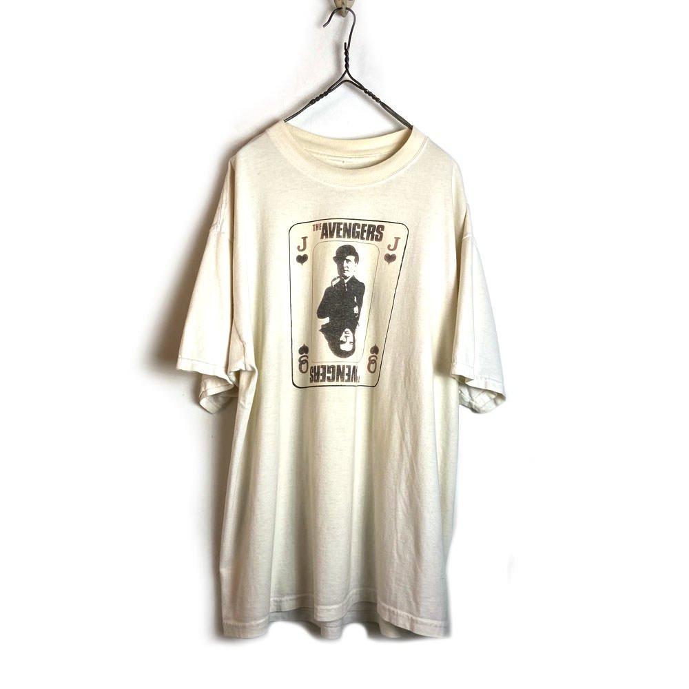 古着 通販 ヴィンテージ  プリントTシャツ【THE AVENGERS】Vintage  Print Tee