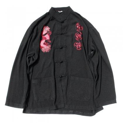 古着 通販 ヴィンテージ チャイナ ジャケット【1980's-】Dragon Embroidery