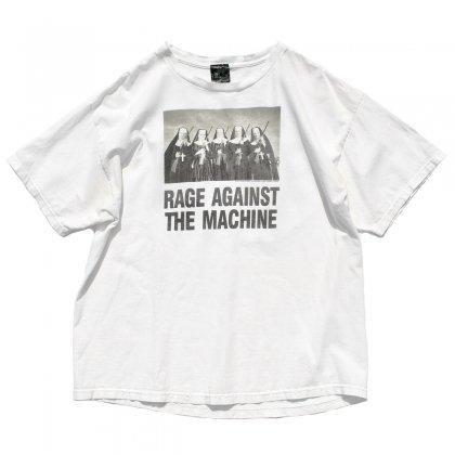 古着 通販 レイジ アゲインスト ザ マシーン ヴィンテージ T シャツ【Rage Against the Machine】【Evil Empire】【1997s-】Nurse With Guns
