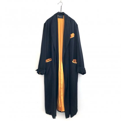 古着 通販 ヴィンテージ レーヨンガウン【1950s】【The MAY co】Vintage Rayon Robe