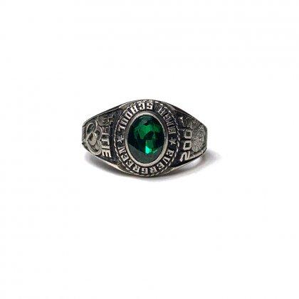 古着 通販 ヴィンテージ カレッジリング【2003s】【JOSTENS】【EverGreen High School】Vintage Class Ring