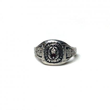 古着 通販 ヴィンテージ カレッジリング【1980s】【R Johns Ltd Valadium】【Struthers High School】Vintage Class Ring