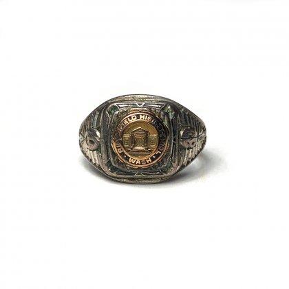 古着 通販 ヴィンテージ カレッジリング【1933s】【HERFF JONES STERLING】【Richfield High School】Vintage Class Ring