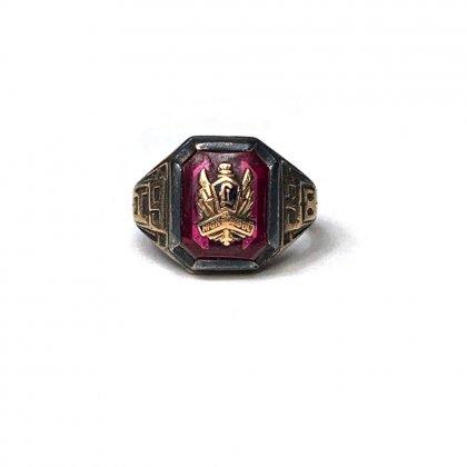 古着 通販 ヴィンテージ カレッジリング【1938s】【JOSTENS STERLING】Vintage Class Ring