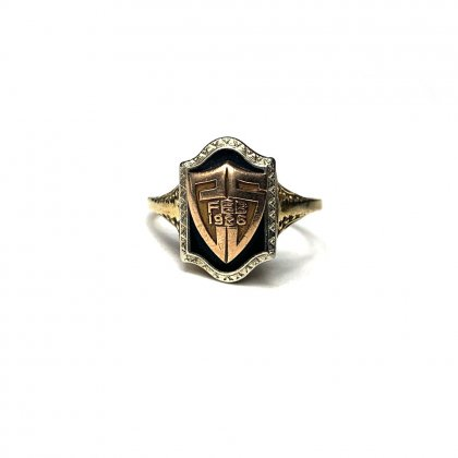 古着 通販 ヴィンテージ カレッジリング【1926s】【FEB】Vintage Class Ring