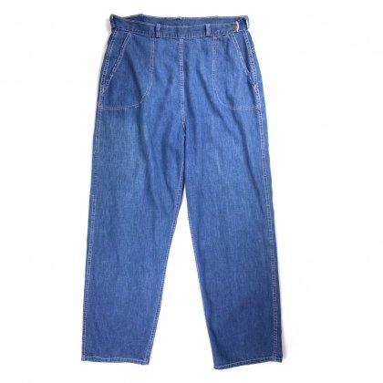 古着 通販 ヴィンテージ ランチパンツ【1970's】【Unknown Brand】Vintage Ranch Pants