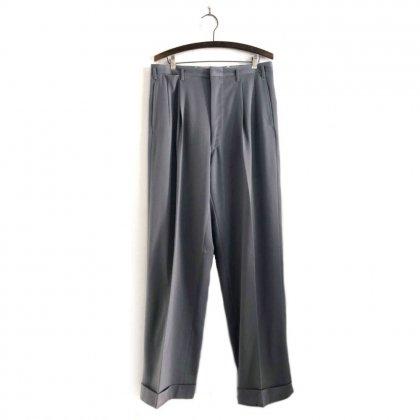 古着 通販 ヴィンテージ ギャバジン トラウザーズ【1950s】Vintage 2-tuck Wool Gabardine Trouser