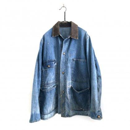 古着 通販 ヴィンテージ デニム カバーオール【1950s】【Carter's】Vintage Coverall Jacket