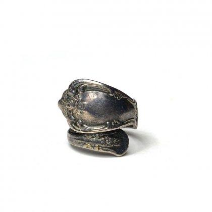 古着 通販 ヴィンテージ スプーンリング 【WMA ROGERS ONEIDA LTD】 【1940s-】Vintage Spoon Ring