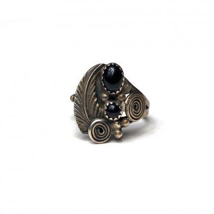 古着 通販 ナバホ ヴィンテージ ストーン リング【STERLING】Vintage Navajo Silver Ring