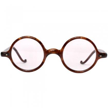 古着 通販 アメリカンオプティカル ヴィンテージ メガネ【American Optical - WELLSWORTH】【1920's-】ラウンド セル Side Mount アンティーク
