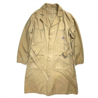 古着 通販 ベンデイビス ヴィンテージ ワーク ショップコート【BEN DAVIS】【1950s-】Vintage Shop Coat