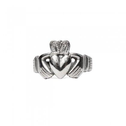 古着 通販 ヴィンテージ クラダーリング【925 × Plane】Vintage Claddagh Ring