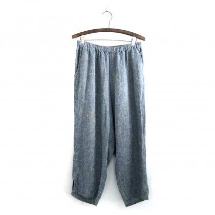 古着 通販 ヴィンテージ リネン イージーパンツ【FLAX】【1990s】Vintage Linen Easy Pants