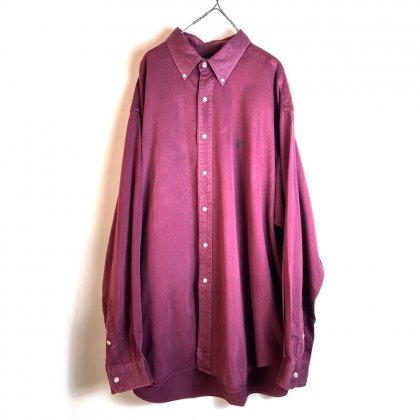 古着 通販 ラルフローレン ヴィンテージ L/S ボタンダウンシャツ【Ralph Lauren】Vintage Long Sleeve B.D Shirts