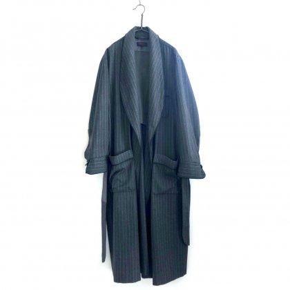 古着 通販 ヴィンテージ ウール ガウン ローブ【1980s】【Signature】Vintage Wool Robe