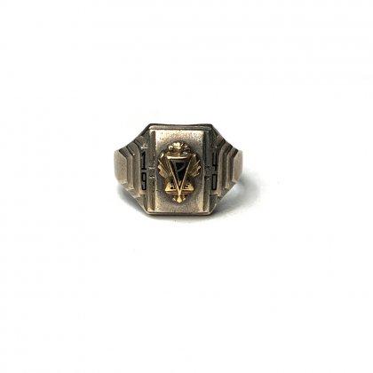 古着 通販 ヴィンテージ カレッジリング【JOSTEN STERLING】【1940s】Vintage Class Ring