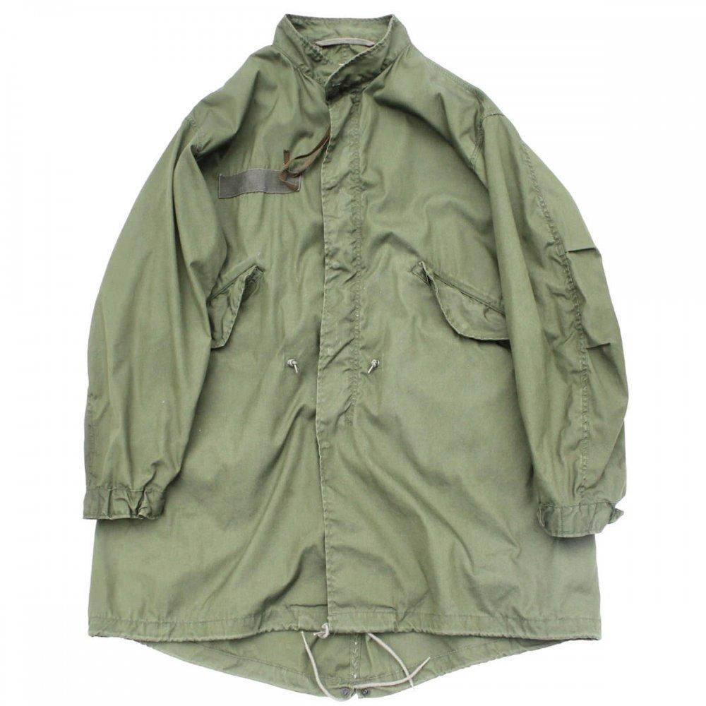 古着 通販 【U.S ARMY】ヴィンテージ M-65 パーカ モッズコート【1980's-】PARKA, EXTREME COLD WEATHER Shell (Mサイズ)