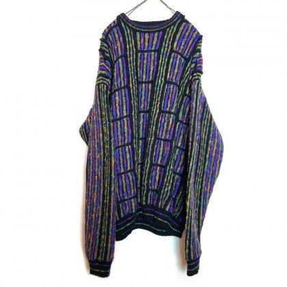 古着 通販 ヴィンテージ プルオーバー ニット セーター【CATTIVO】【1980's】Vintage Pullover Kint Sweater