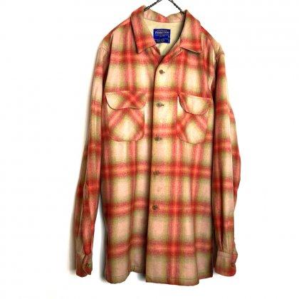 古着 通販 ヴィンテージ ウール チェックシャツ【PENDLETON】【RIDER SHIRT】Vintage Wool Check Shirts