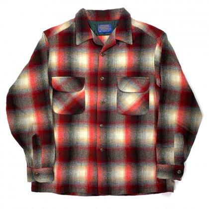 古着 通販 ペンドルトン ヴィンテージ オンブレチェック ウールシャツ【PENDLETON】【1970's-】Vintage Wool Shirts